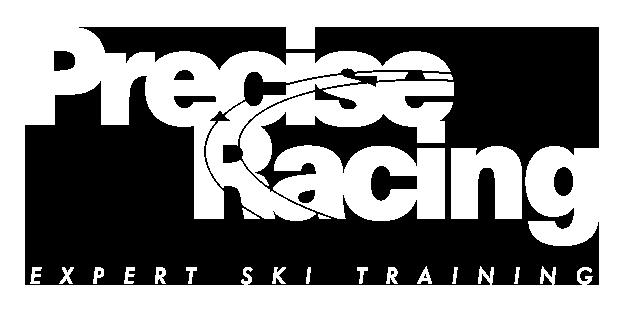 Precise Logo Full white